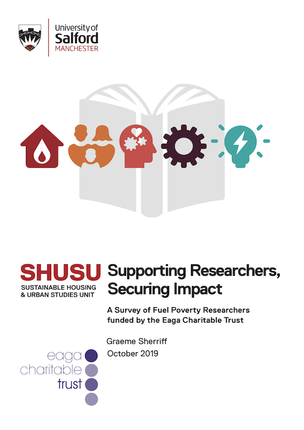 Supporting Researcers, Securing Impact